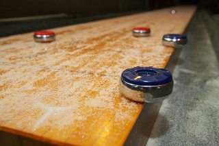 SOLO® Shuffleboard Movers Owensboro, Kentucky.